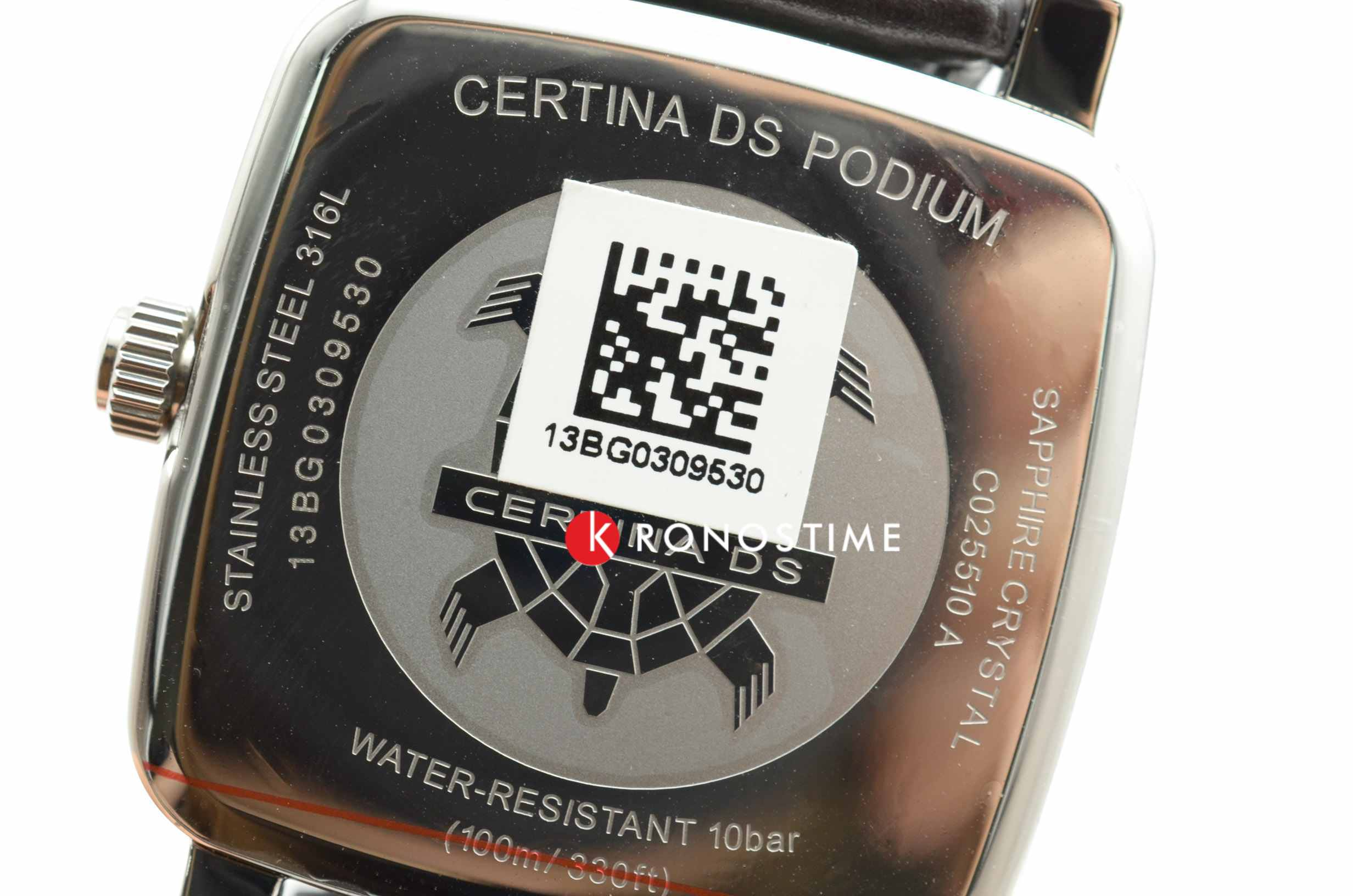 Часы Certina DS Podium C025.510.16.083.00